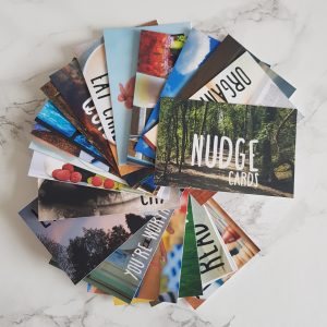 nudge cards