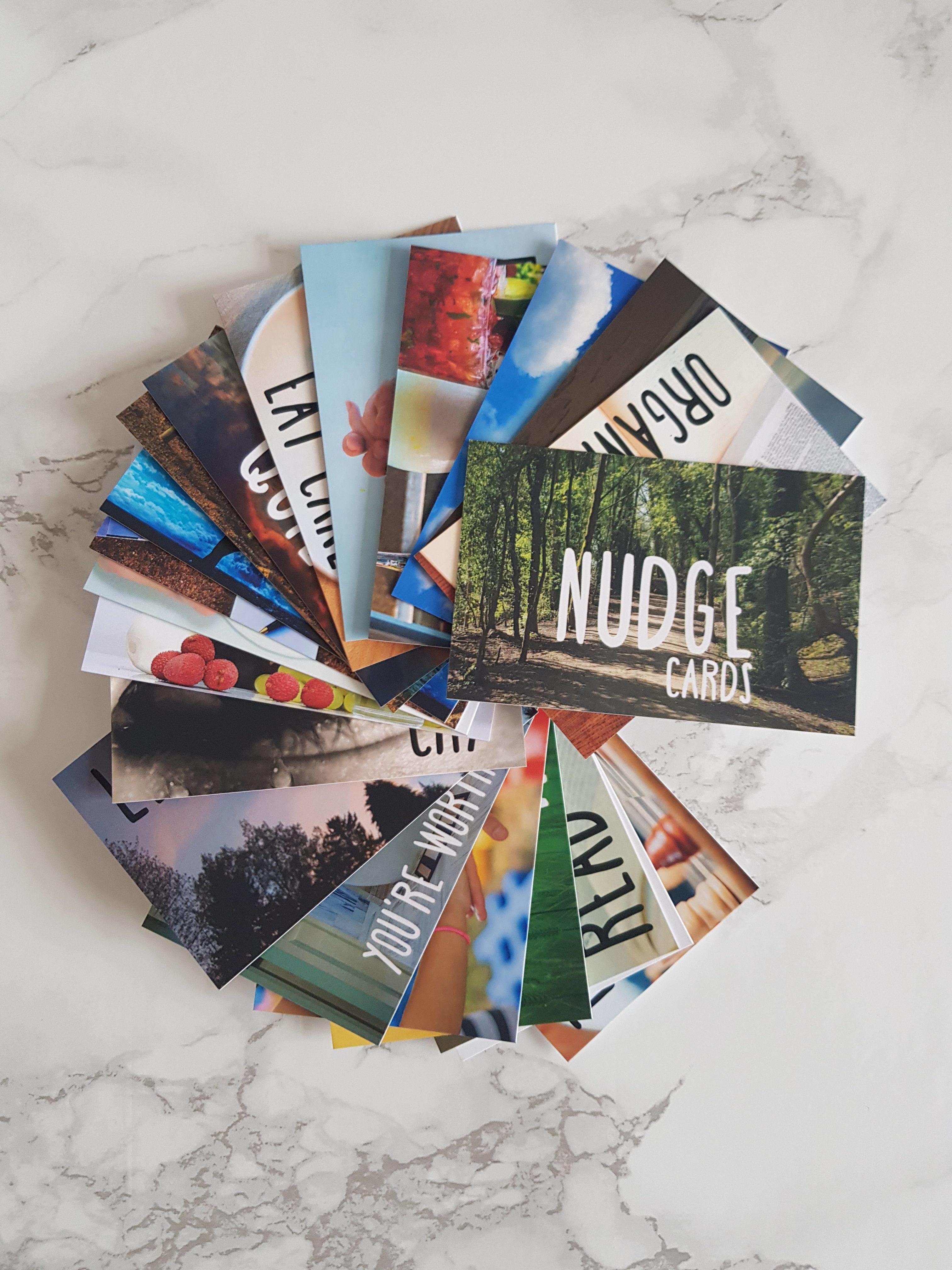 nudge cards