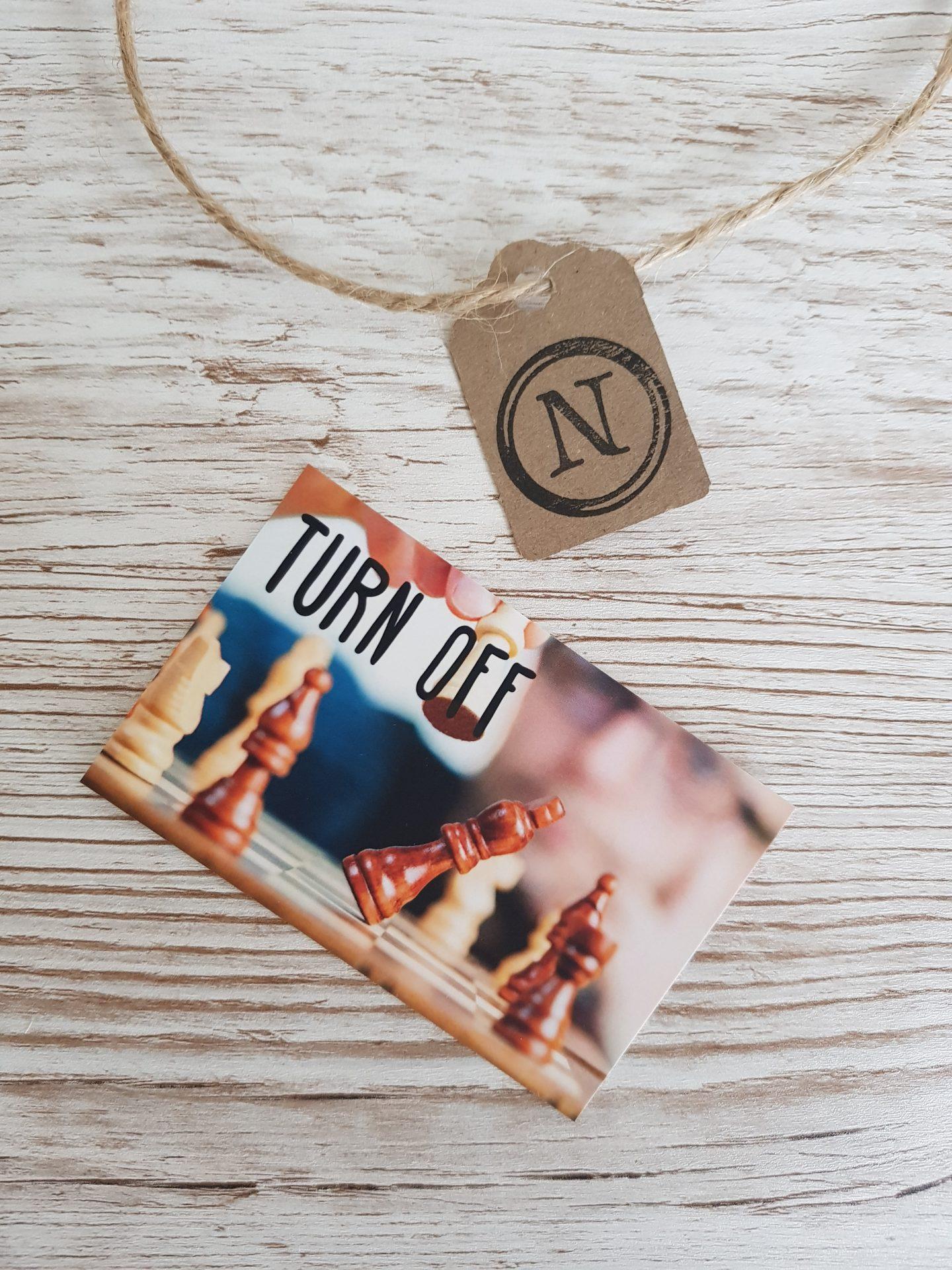 turn off nudge card